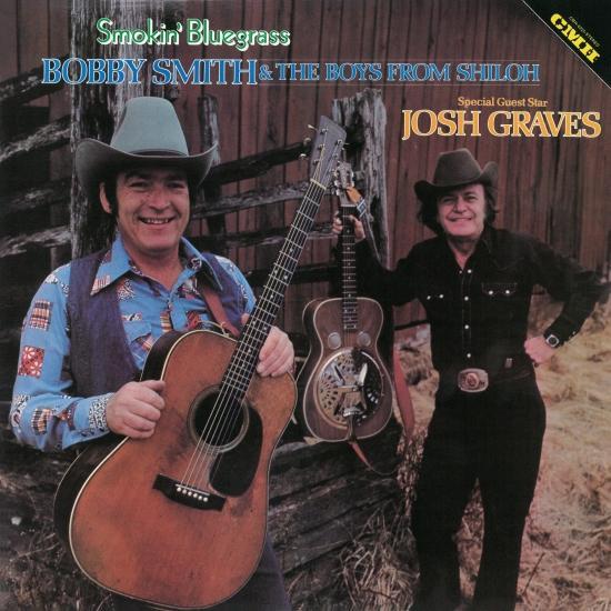 Cover Smokin' Bluegrass (Remastered)