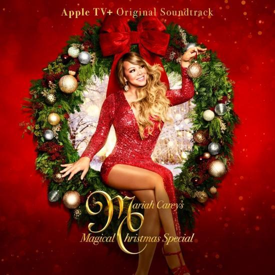 Cover Mariah Carey's Magical Christmas Special (Original Soundtrack)
