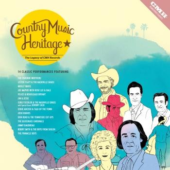 Cover Country Music Heritage: The Legacy of CMH Records (Remastered)