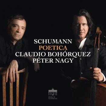 Cover Schumann: Poetica