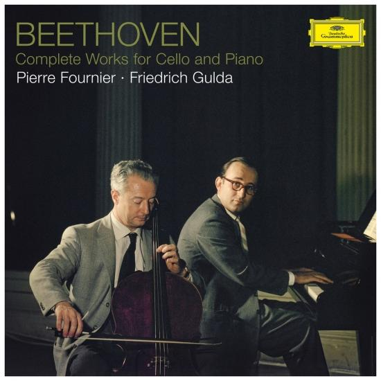 Cover Beethoven: Complete Works for Cello and Piano (Remastered)