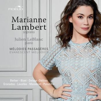 Cover Mélodies passagères