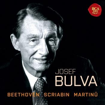 Cover Beethoven, Scriabin & Martinu: Piano Sonatas