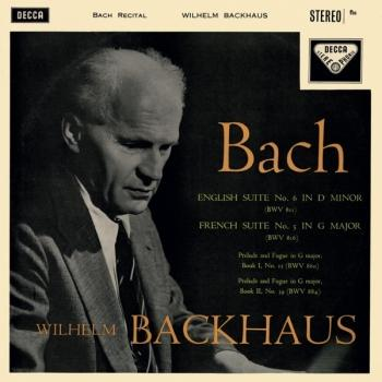 Cover Bach Recital (Remastered)