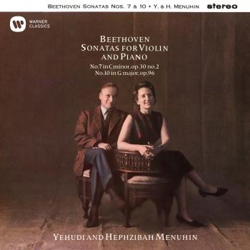 Cover Beethoven: Violin Sonatas Nos. 7 & 10 (Remastered)