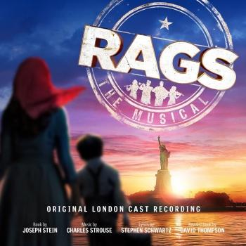 Cover Rags: The Musical (Original London Cast Recording)