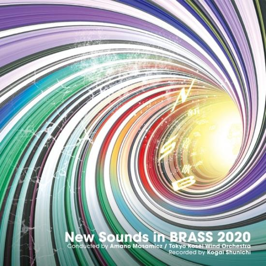 Cover New Sounds In Brass 2020