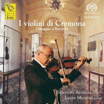 Cover I violini di Cremona - Omaggio a Kreisler (Remastered)