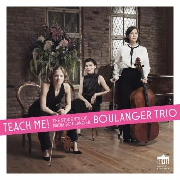 Cover Teach Me! (The Students of Nadia Boulanger)