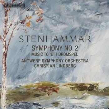 Cover Stenhammar: Symphony No. 2 & Ett drömspel