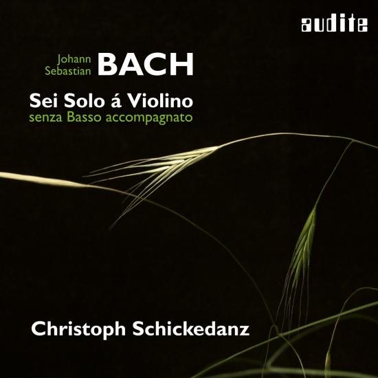 Cover Bach: Sonatas and Partitas for Solo Violin (Sei Solo á Violino senza Basso accompagnato)