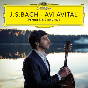 Cover Bach: Partita No. 2, BWV 1004