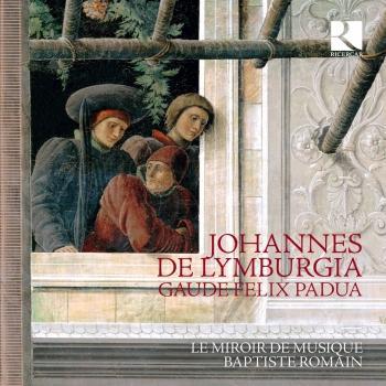 Cover De Lymburgia: Gaude Felix Padua