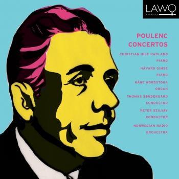 Cover Poulenc Concertos