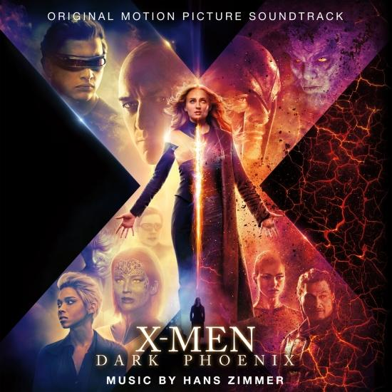 Cover X-Men: Dark Phoenix (Original Motion Picture Soundtrack)
