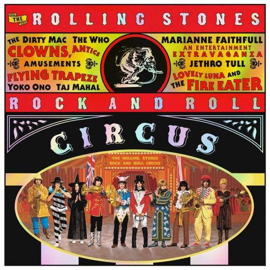 Cover The Rolling Stones Rock And Roll Circus (Expanded, Remastered)