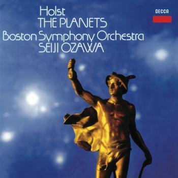 Cover Holst: The Planets