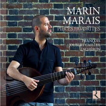 Cover Marais: Pièces favorites