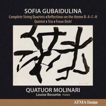 Cover Gubaidulina: Complete String Quartets
