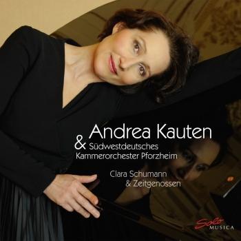 Cover Clara Schumann & Zeitgenossen