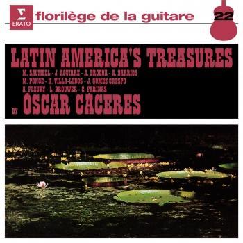 Cover Latin America's Treasures