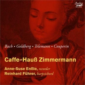 Cover Caffe=Hauß Zimmermann