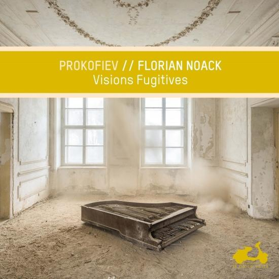 Cover Prokofiev: Visions fugitives