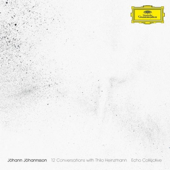 Cover Jóhannsson: 12 Conversations with Thilo Heinzmann