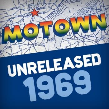 Cover Motown Unreleased 1969 (Remastered)