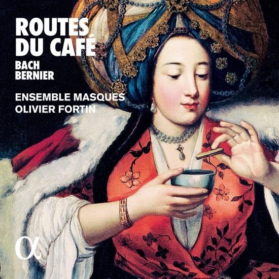 Cover Bach & Bernier: Routes du café