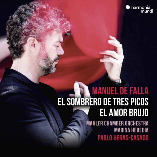 Cover Falla: El sombrero de tres picos