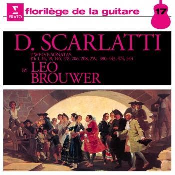 Cover Scarlatti: Guitar Sonatas