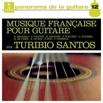 Cover Musique française pour guitare