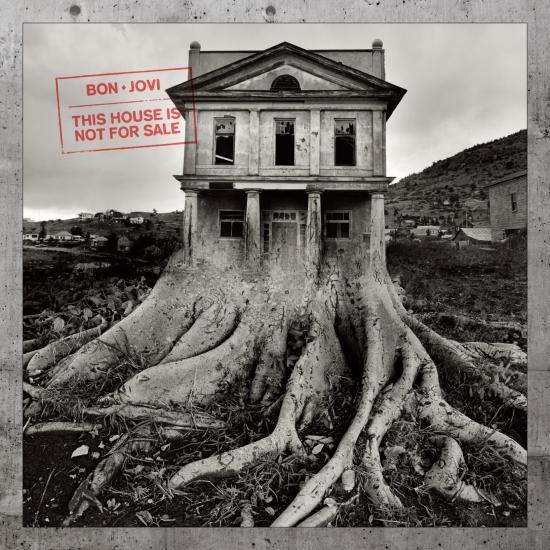 Cover This House Is Not For Sale (Deluxe)