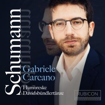 Cover Schumann: Humoreske - Davidsbündlertänze