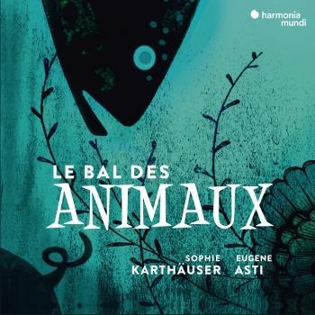 Cover Le Bal des animaux