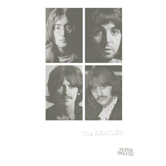 Cover The Beatles (White Album - Super Deluxe)
