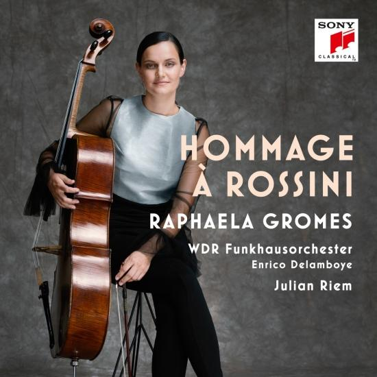 Cover Hommage à Rossini