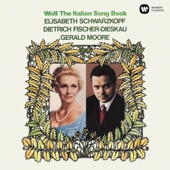 Cover Wolf: The Italian Songbook (Remastered)