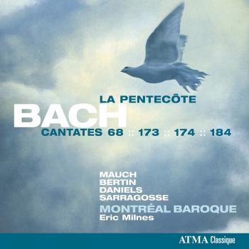 Cover Bach: Cantates pour la Pentecôte
