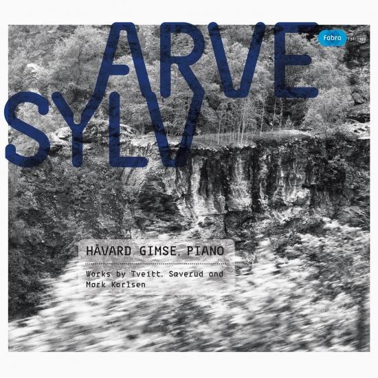 Cover Arvesylv - Works by Tveitt, Sæverud and Mørk Karlsen
