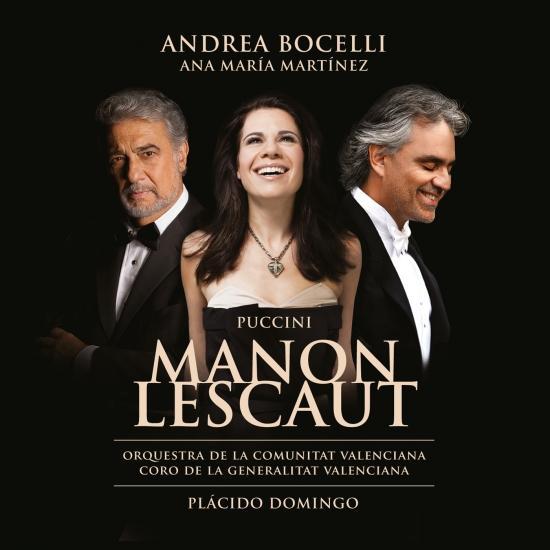 Cover Puccini: Manon Lescaut