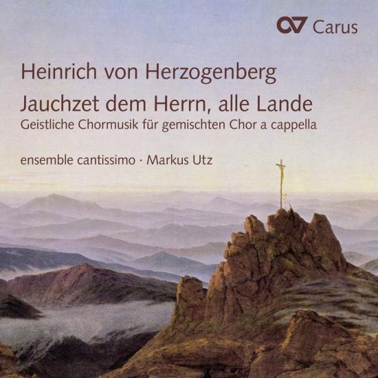 Cover Jauchzet dem Herrn, alle Lande
