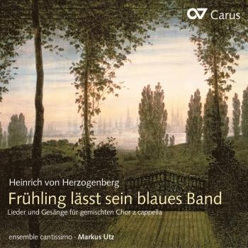 Cover Herzogenberg, H.: Frühling lässt sein blaues Band (Weltliche Chormusik, Vol. 2)