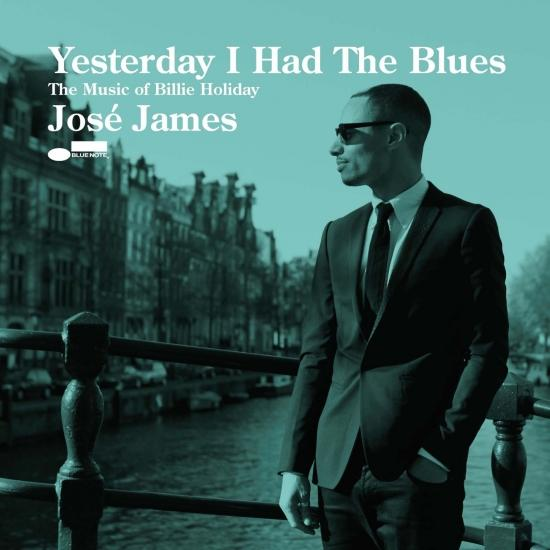 Cover Yesterday I Had The Blues: The Music Of Billie Holiday