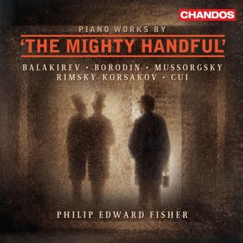 Cover Piano Works by 'The Mighty Handful'