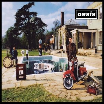 Cover Be Here Now (Remastered)