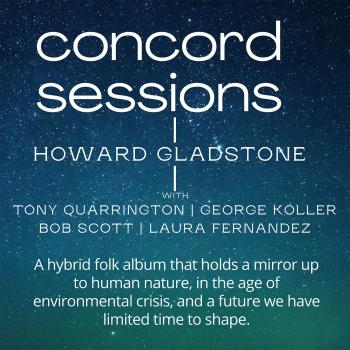 Cover Concord Sessions