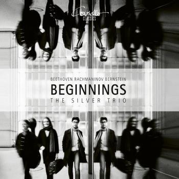 Cover Beginnings: Beethoven, Rachmaninov, Bernstein