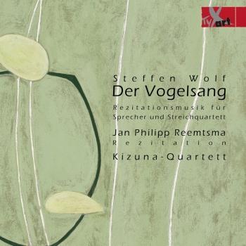 Cover Steffen Wolf: Der Vogelsang